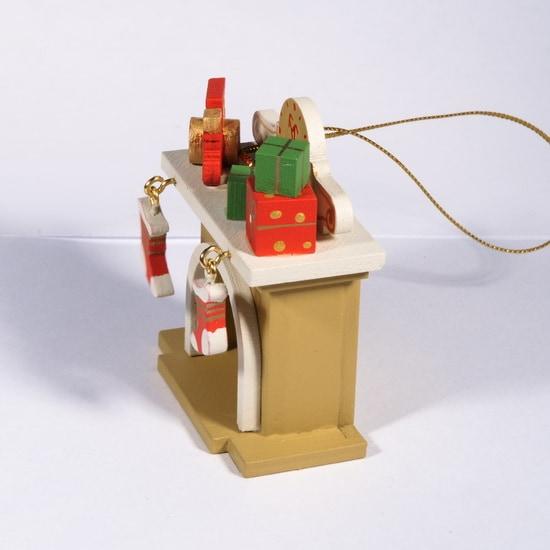 Елочная игрушка - Камин 290-3 P