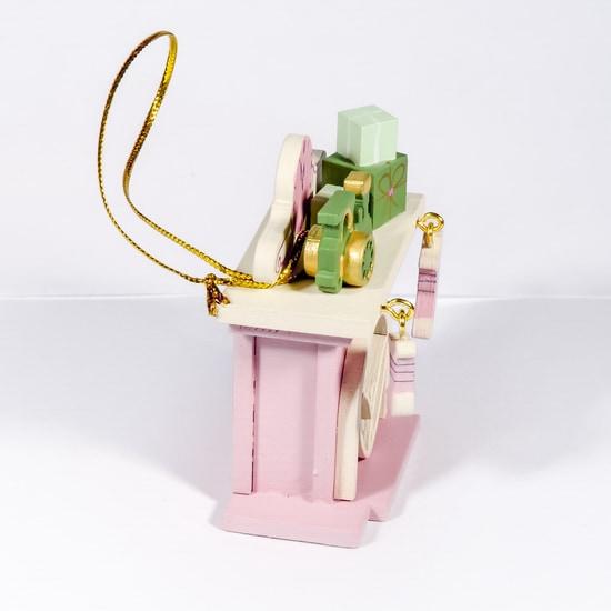 Елочная игрушка - Камин 3015 P