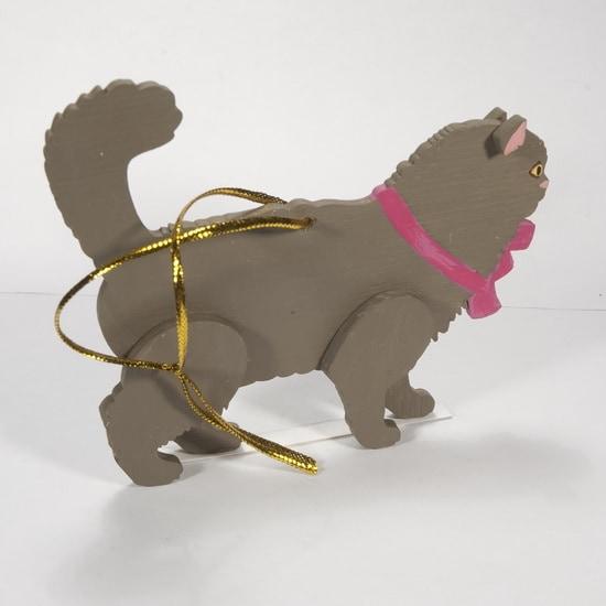 Елочная игрушка - Перс 7006
