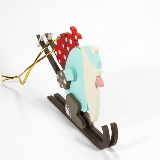 Елочная игрушка - Дедушка мороз 56GG64_25804