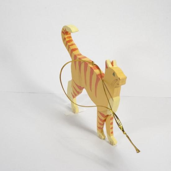 Елочная игрушка - Кошка 370-1