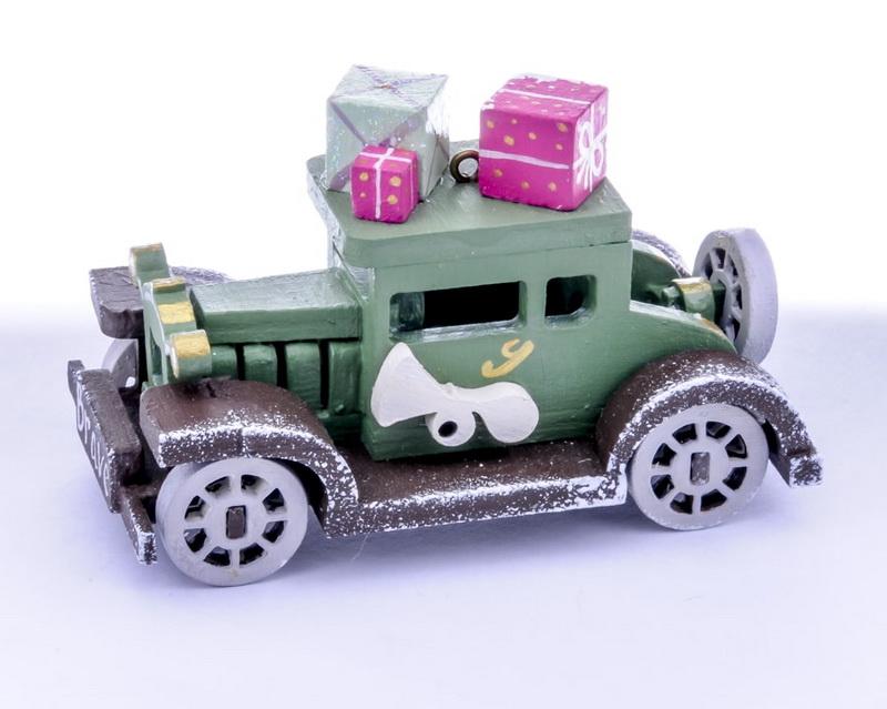 Машинка легковая 6011