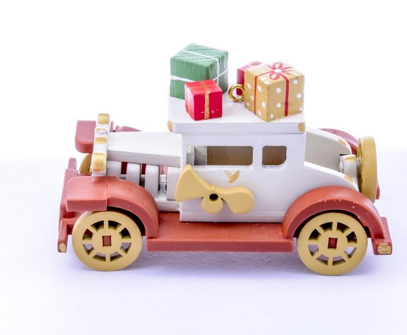 Машинка легковая 1013 Brown chassis