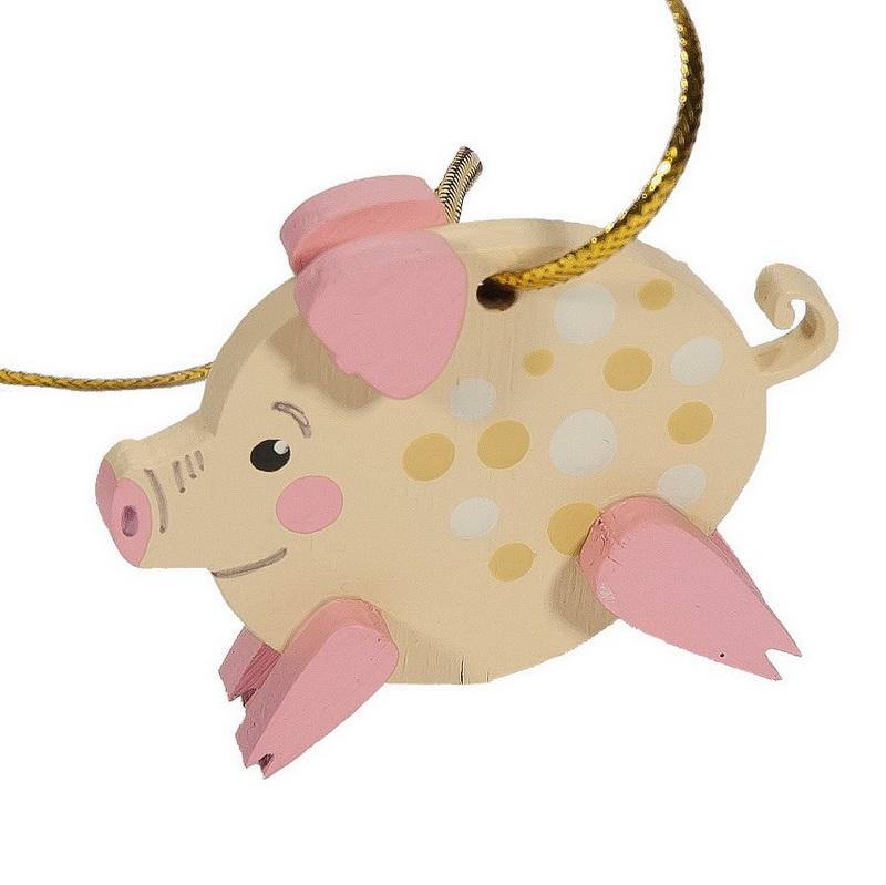 Символ 2019 года - Свинка копилка малая 310-2