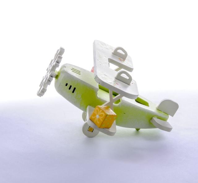 Самолет Биплан 90YY61-504