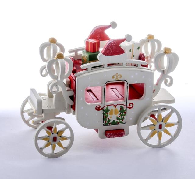 Карета крытая 3020 Santa