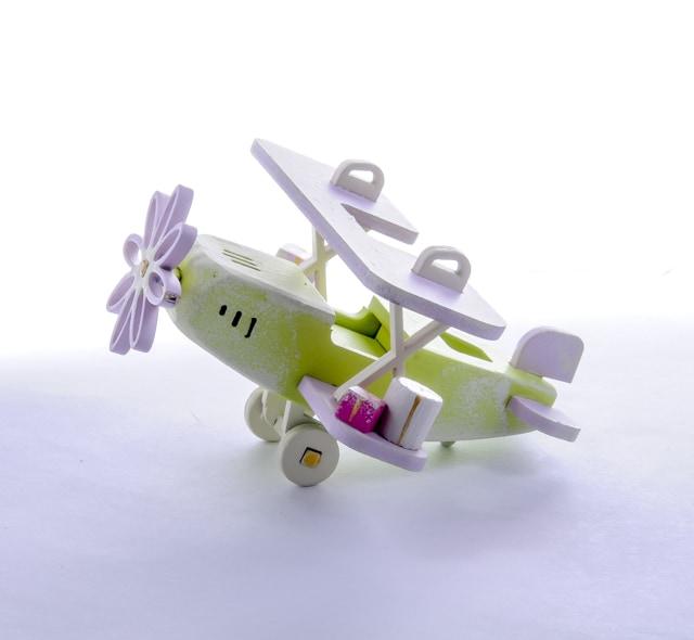 Самолет Биплан 90YY61-504 Modern