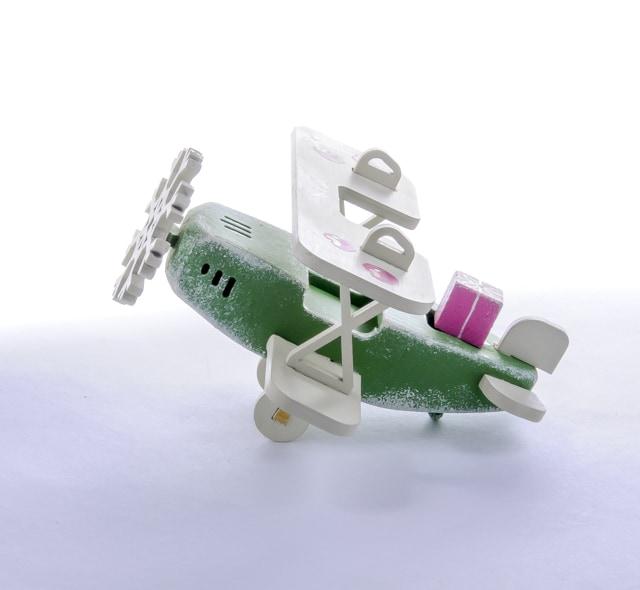 Самолет Биплан 6017