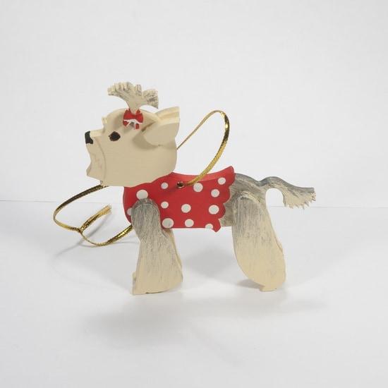 Елочная игрушка - Йорк 310-2