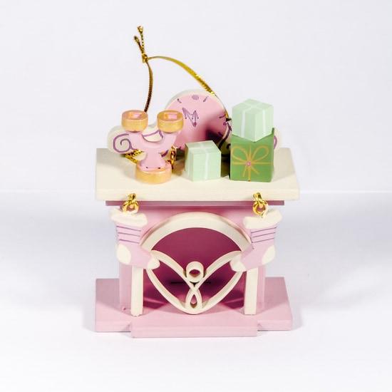 Елочная игрушка - Камин 3015 S