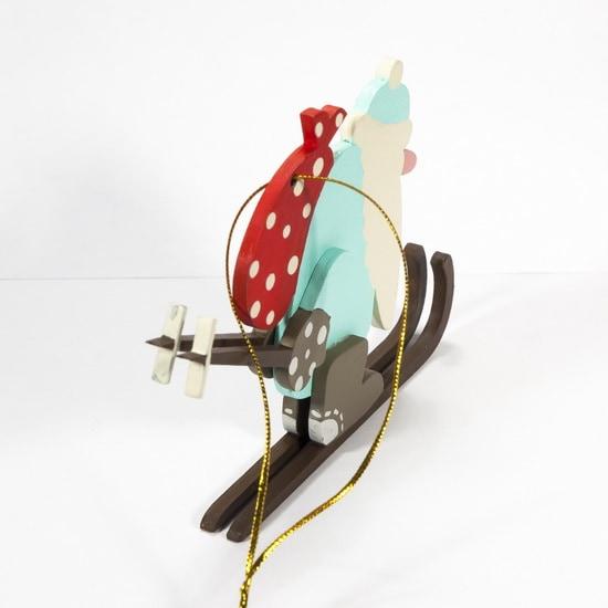Елочные игрушки - Дедушка мороз 56GG64_25804