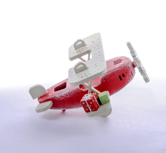 Самолет Биплан 3020