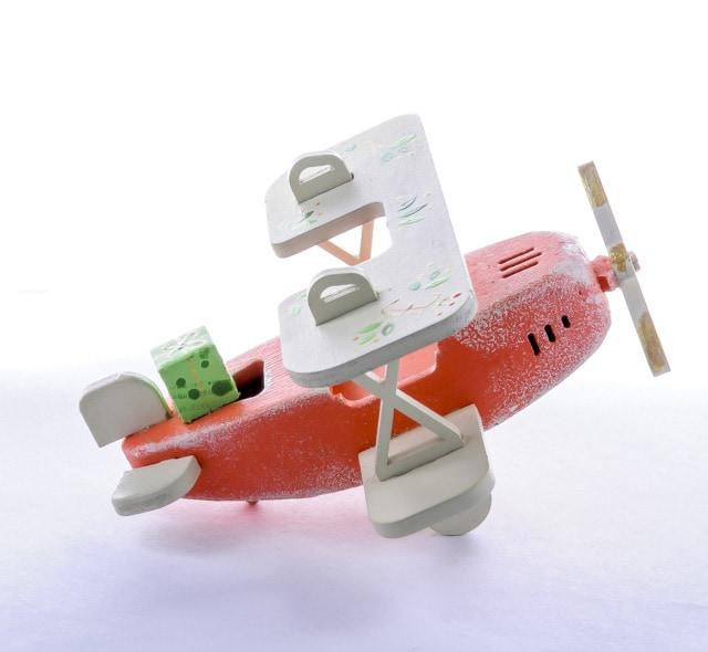 Самолет Биплан 410-3 Classic