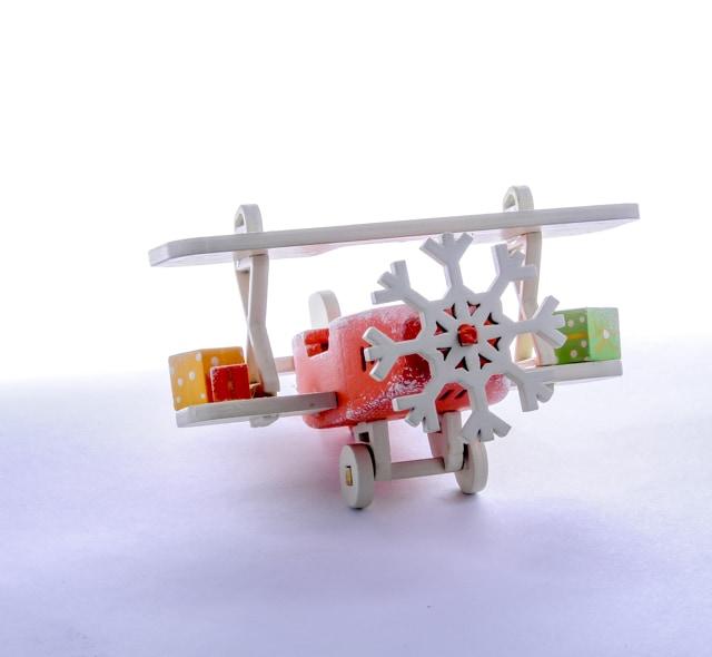 Самолет Биплан 410-3