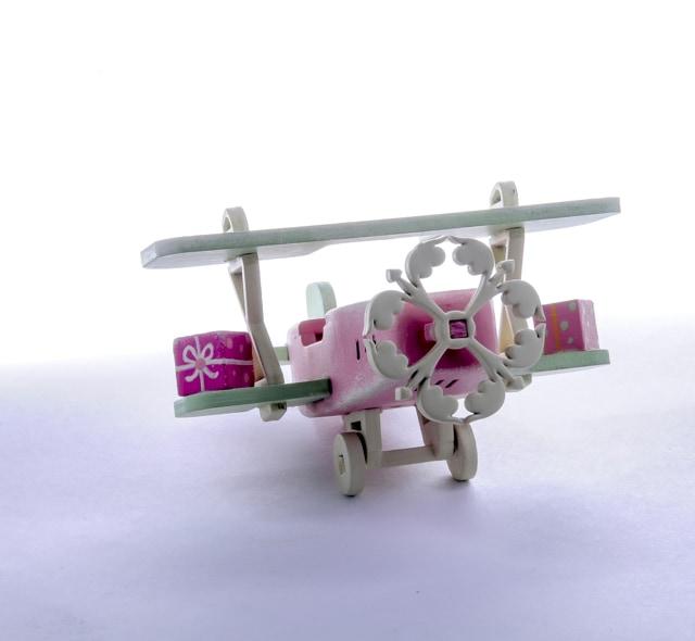 Самолет Биплан 3015
