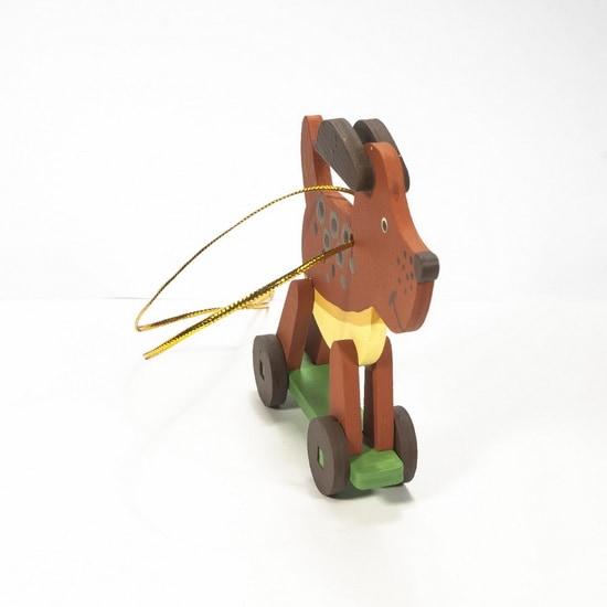 Елочная игрушка - Дворняжка пряничная 360-5