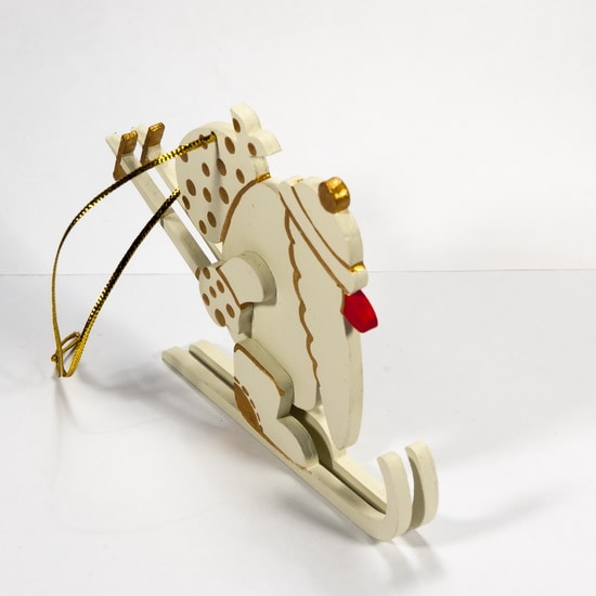 Елочные игрушки - Дедушка мороз 1013