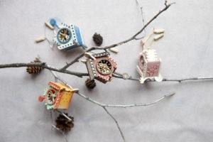 Сувенир ручной работы из дерева